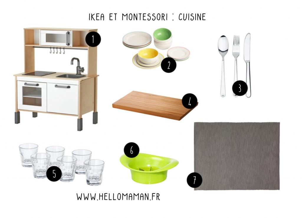 Ikea Et Montessori Autonomie Pour Les Petits Hello Maman